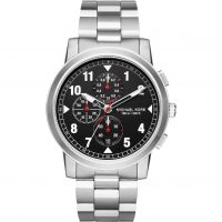 Herren Michael Kors Paxton Chronograph Watch MK8549