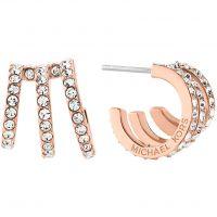 Femmes Michael Kors PVD rose plating Earings