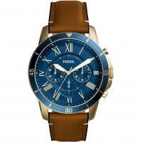 Mens Fossil Grant Sport Chronograph Watch
