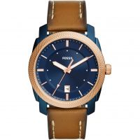Mens Fossil Machine Watch