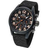 Herren TW Steel Dakar Limited Edition Chronograf 48mm Uhr