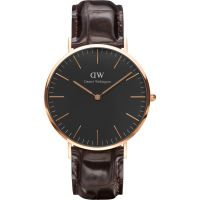 Zegarek uniwersalny Daniel Wellington Classic Black York Watch 40mm DW00100128