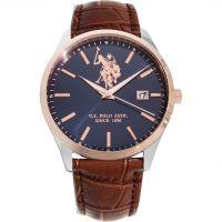 Herren US Polo Association Uhr