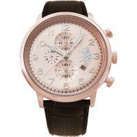 Herren US Polo Association Chronograf Uhr
