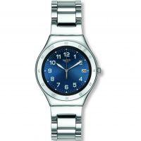 Unisex Swatch Blau Pool Uhr