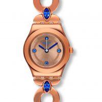Damen Swatch Goldenlinkings Uhr