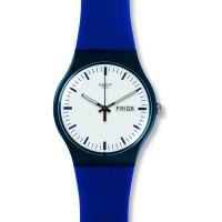 Unisex Swatch Bellablu Watch