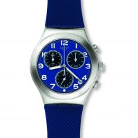 Unisexe Swatch Sweet Sailor Chronographe Montre