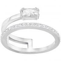 Swarovski Jewellery Gray Ring JEWEL