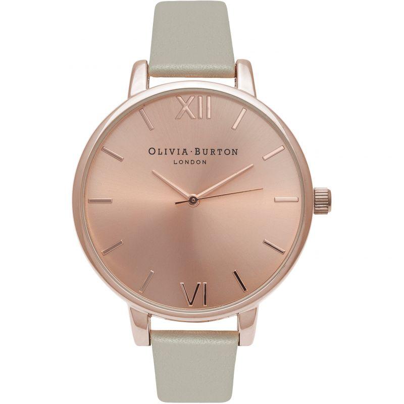 femme Olivia Burton Big Dial Watch OB16BD98