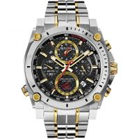 Herren Bulova Precisionist Chronograf Uhr