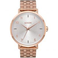 Nixon The Arrow Damklocka Rosa A1090-2640