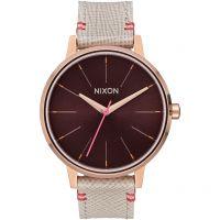 Damen Nixon The Kensington Leather Watch A108-1890
