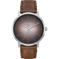 Zegarek uniwersalny Nixon The Porter Leather A1058-2594