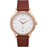 Ladies Nixon The Sala Leather Watch