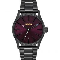 Unisex Nixon The Sentry 38 SS Uhr