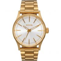 Unisex Nixon The Sentry 38 SS Watch A450-2443