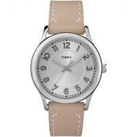 Timex Originals Dameshorloge Creme TW2R23200