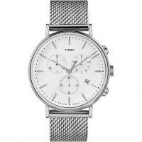 Herren Timex Weekender Fairfield Chronograph Watch TW2R27100