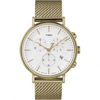 Herren Timex Weekender Fairfield Chronograph Watch TW2R27200