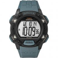 homme Timex Expedition Alarm Chronograph Watch TW4B09400