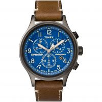 homme Timex Expedition Chronograph Watch TW4B09000