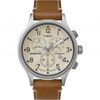 Herren Timex Expedition Chronograph Watch TW4B09200