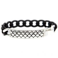 Mens Icon Brand Base metal Bracelet P1201-BR-MUL