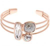Karen Millen Jewellery Milano Stone Cluster Bangle JEWEL