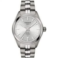 Ladies Tissot PR100 Titanium Watch