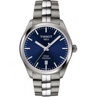 Mens Tissot PR100 Titanium Watch T1014104404100