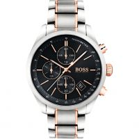 homme Hugo Boss Grand Prix Chronograph Watch 1513473