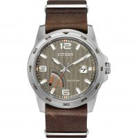 Mens Citizen Power Reserve Eco-Drive Watch