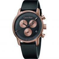 homme Calvin Klein City Chronograph Watch K2G17TC1