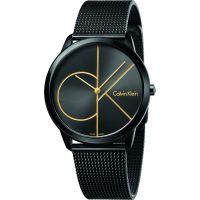 Unisex Calvin Klein Minimal 40mm Watch K3M214X1