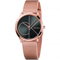 unisexe Calvin Klein Minimal 35mm Watch K3M22621