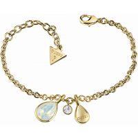 Damen Guess vergoldet Santorini Armband