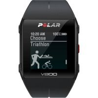 unisexe Polar V800 Bluetooth Heart Rate Monitor GPS Smart Alarm Chronograph Watch 90060771