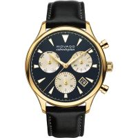 Mens Movado Heritage Chronograph Watch