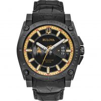 Herren Bulova Precisionist GRAMMYs Limited Edition Watch 98B293