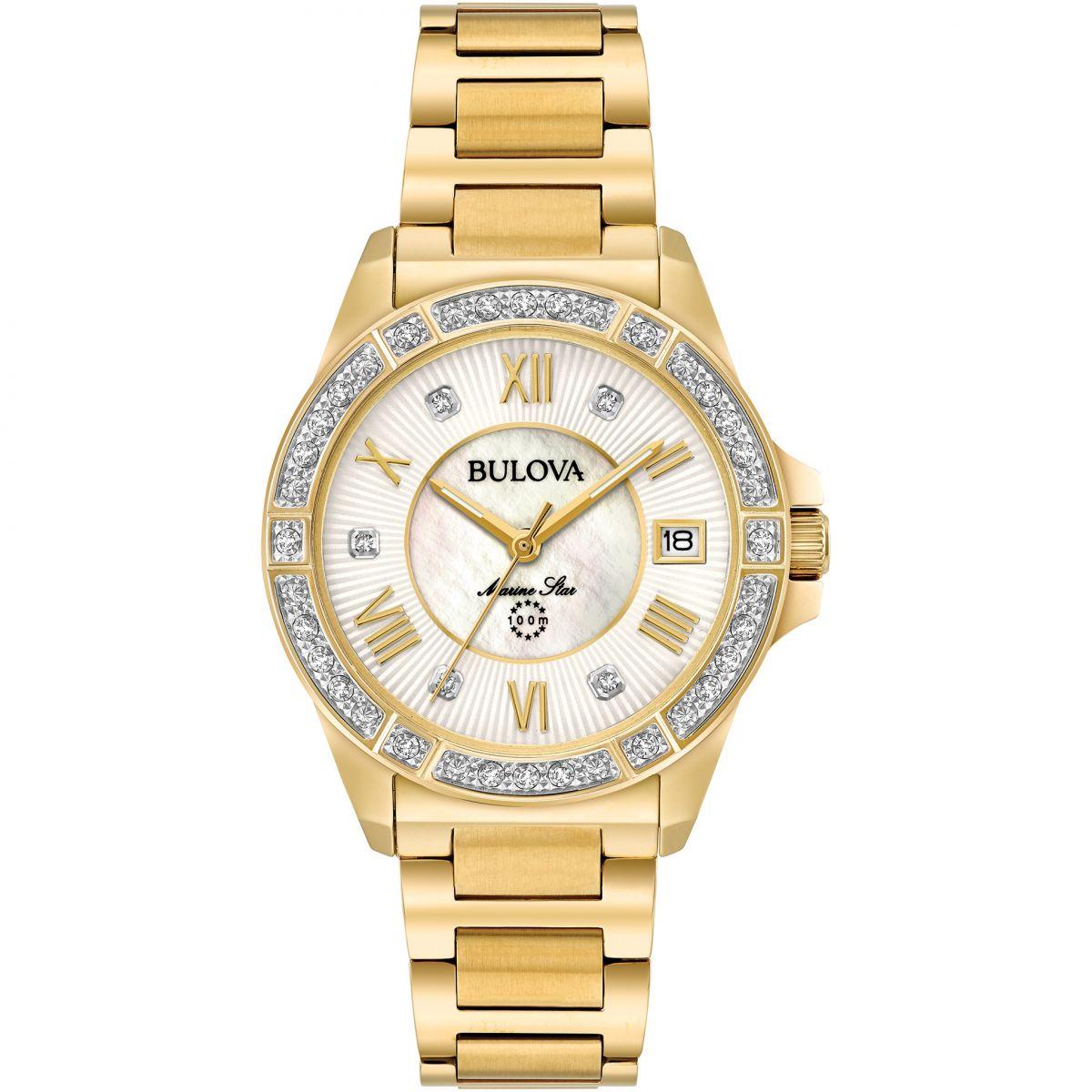 Favorito Bulova Marine Star | Orologio da Donna Oro 98R235 | IT | Watch Shop™ QP37