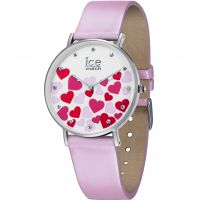 Ice-Watch Love Dameshorloge Roze 013373