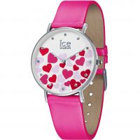 Ice-Watch Love Dameshorloge Roze 013374