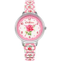 Ladies Cath Kidston Provence Rose Pink Expander Watch