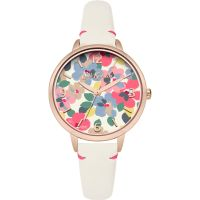 Cath Kidston Painted Pansies WATCH