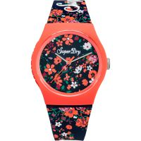 Damen Superdry Urban Ditsy Watch SYL177UO