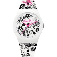 Damen Superdry Urban Ditsy Watch SYL177WB