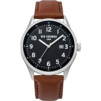 Ben Sherman London Herenhorloge Bruin WB065BT