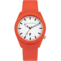 French Connection Unisex horloge Oranje FC1297R