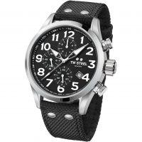 Herren TW Steel Volante Chronograph 48mm Watch VS4
